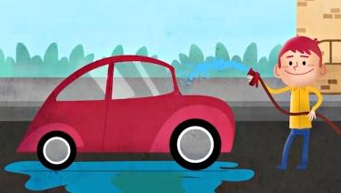 No car washing (1)